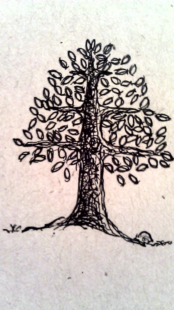 """Tree of Bobby"" by Arinna Weisman 2005"